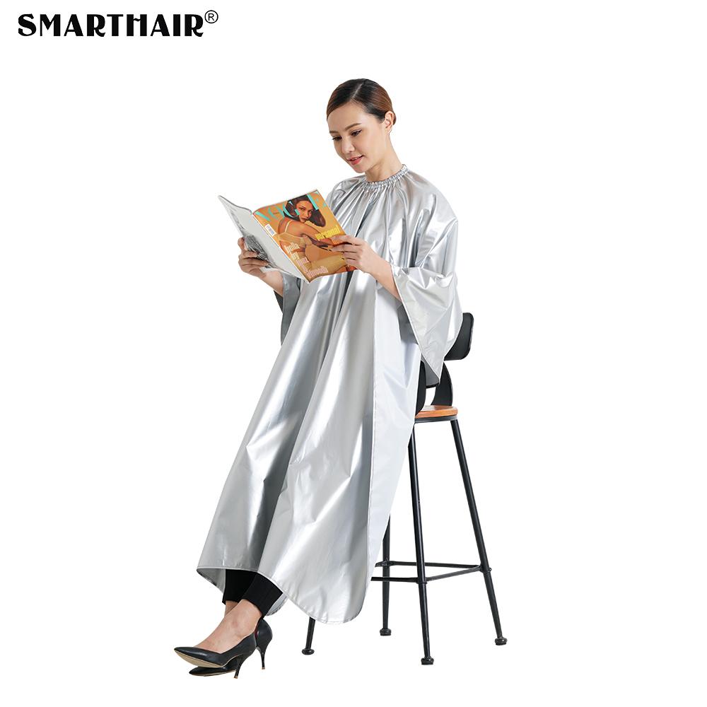 围布发廊专用焗油围布理发店剪发围布染头发围布防水烫染美发围布