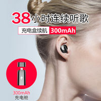 Promise line M8 stealth Bluetooth headset wireless mini ultra small hanging ear sports drive ear plug miniature