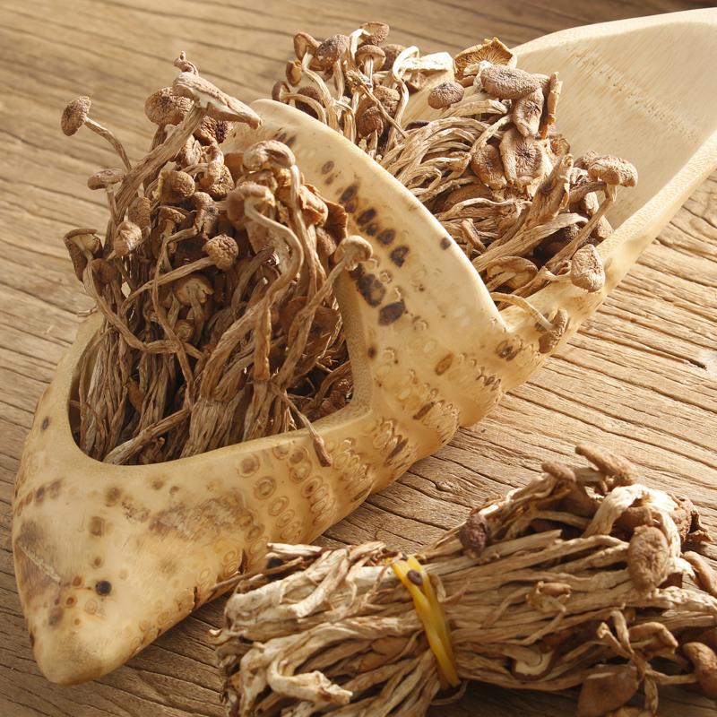 膳太汤料 新货 茶树菇 250克 味纯清香 茶薪菇 菌干货 煲汤料菇菌
