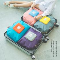 旅行手提包便携拉杆包短途行李搬家袋大容量短途单肩包旅行袋
