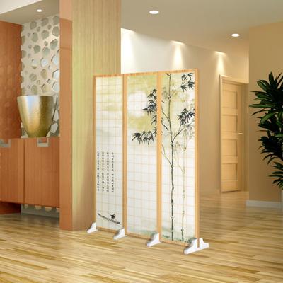 中式时尚客厅折叠门谁买过的说说