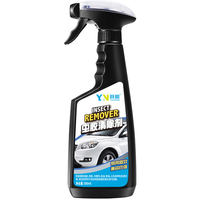 Car paint surface decontamination cleaning agent car wash liquid supplies foam cleaner bird fat resin gum shellac remover