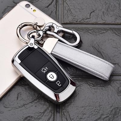 2018款福特锐界钥匙包套19款新蒙迪欧探险者翼博汽车用壳扣男女士