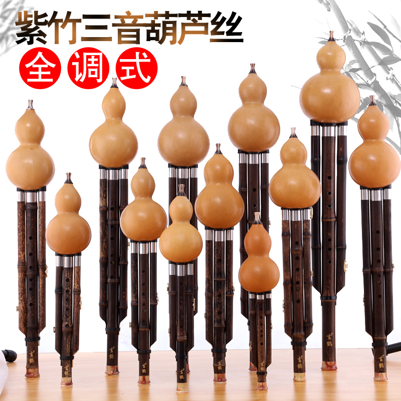 Китайский язычковый инструмент Хулусы Артикул 570251833286