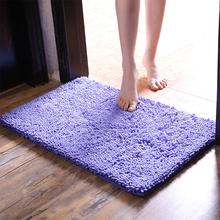 厚2倍毛高多0.5门口地垫子卧室客厅卫浴生间进门吸水防滑脚垫地毯