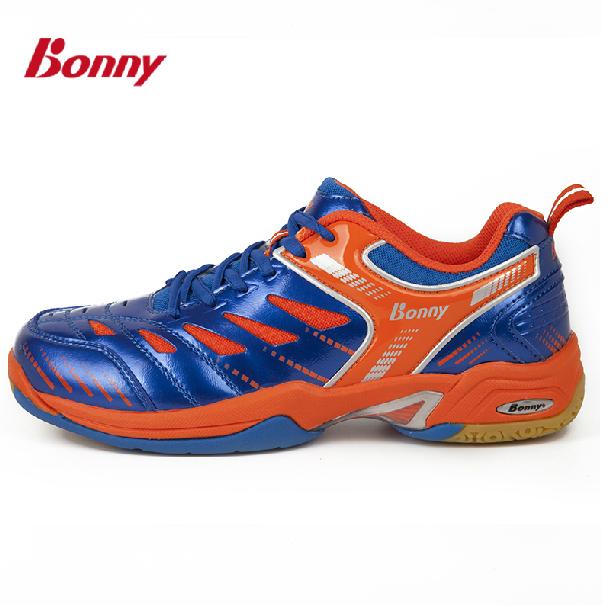 正品bonny波力羽毛球鞋夏季无限301/302减震防滑耐磨男女款运动鞋