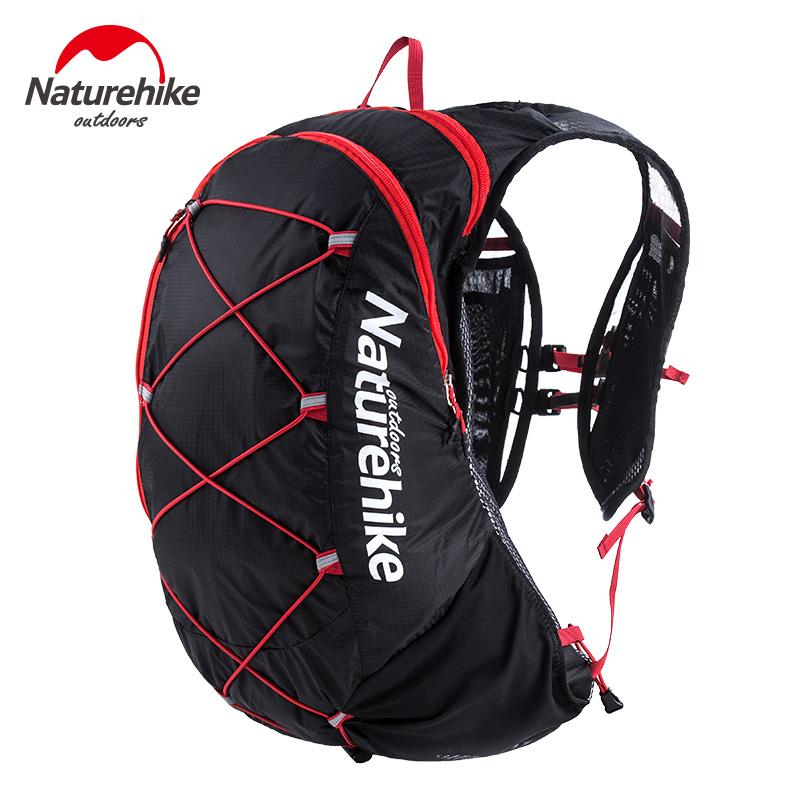 NH挪客超轻越野跑步包户外轻便登山双肩男女多功能防水骑行背包