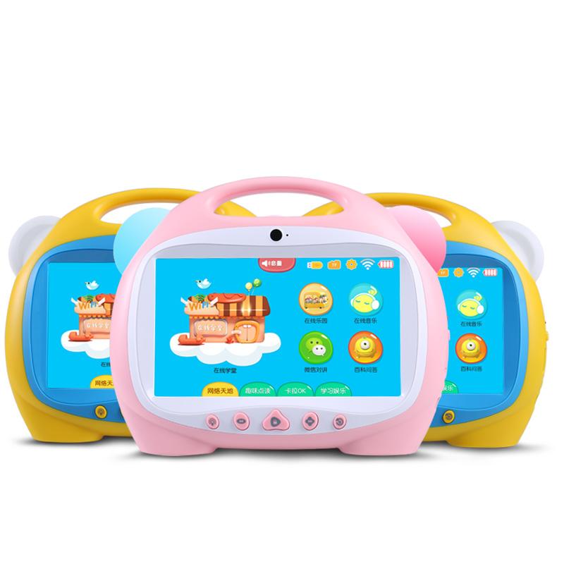 智力快车儿童早教机故事学习机WiFi护眼宝宝触摸屏 0-3岁6周岁