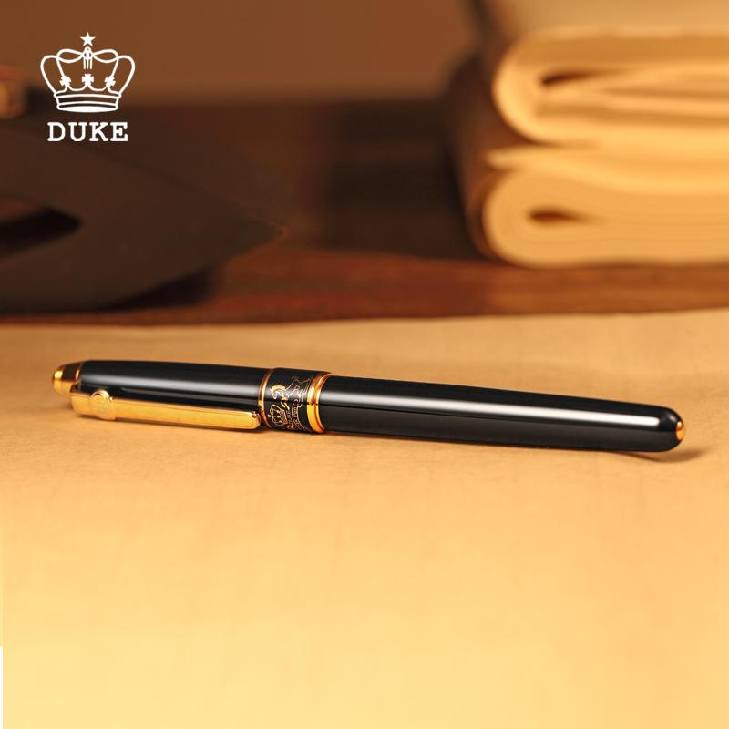 Duke公爵钢笔14K金笔签名签字笔拿破仑系列金笔礼盒装1元优惠券