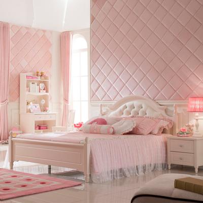 纯真之岁月家具韩式田园风格1.2米1.5m儿童床公主床欧式储物53028新款推荐