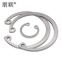 304 stainless steel hole with elastic retaining ring 8-36 bearing hole circlip snap ring inner circlip GB893
