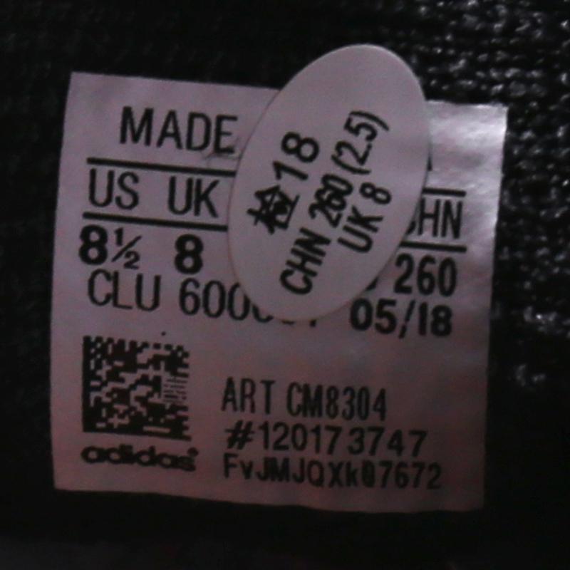 Adidas阿迪达斯男鞋2019春季新款Boost缓震透气运动跑步鞋CM8304