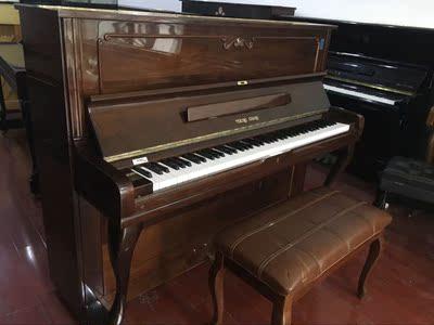 二手英昌钢琴 U121韩国原装 超越珠江 成都二手钢琴领取优惠券