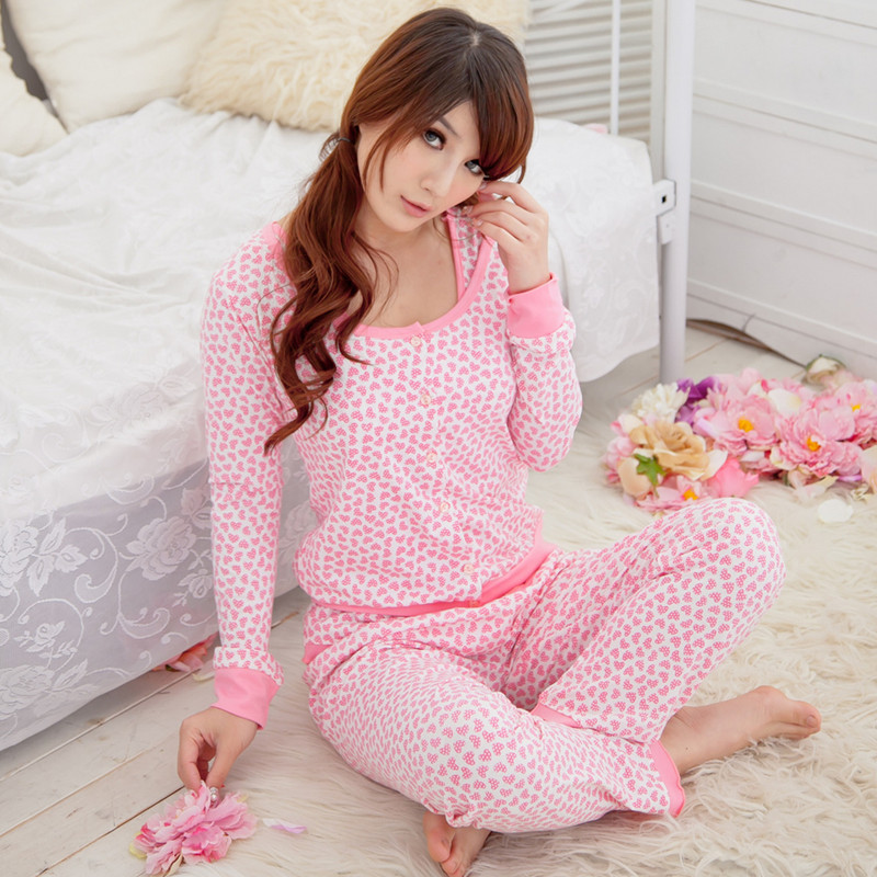 背心棉质睡衣