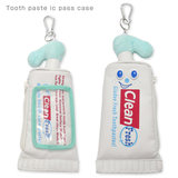 Spot, Japanese gladee toothpaste moulding card bag bus Carmen card card elevator card zero wallet pendant