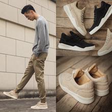 男鞋夏季鞋子男潮鞋2018新款韩版潮流英伦百搭男士运动板鞋休闲鞋