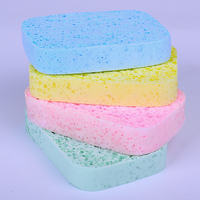 Painting art gouache watercolor absorbent sponge brush boxed painting special magic cotton car decontamination car wash