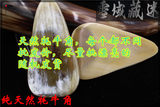 New Tibetan characteristics hand-polished pure natural yak horn scraping scraping scraping plate brand new genuine limited time