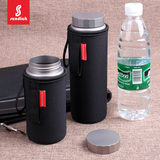 Mountain customer outside titanium sports kettle Guangkou cup portable cup set can be boiled water climbing pot 600ML