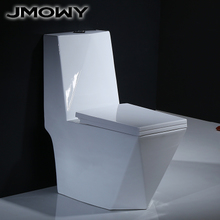 吉牧欧钻石智能马桶坐便器家用彩色陶瓷250/350坑距200抽水座便器