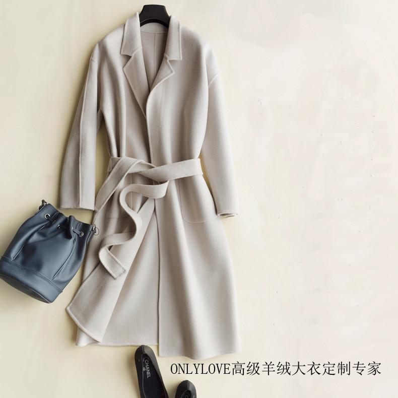 女款职业大衣