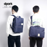 Dpark mac15.6 inch backpack multifunctional casual fashion backpack for men and women