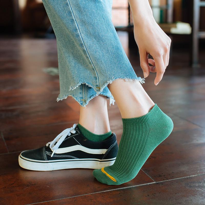 短筒日系女船袜