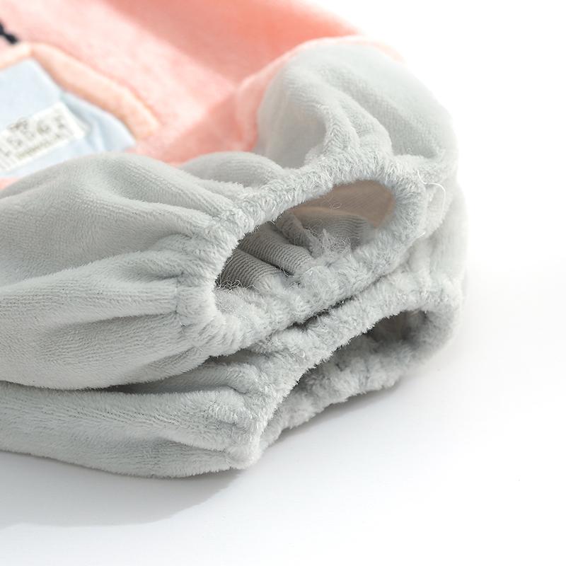 秋冬学生可爱袖套女 韩版长款防污成人工作护袖儿童短款袖头袖筒