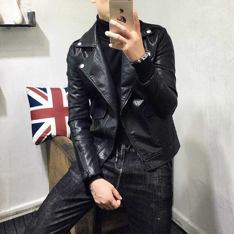 Кожаные куртки Артикул 576583383567