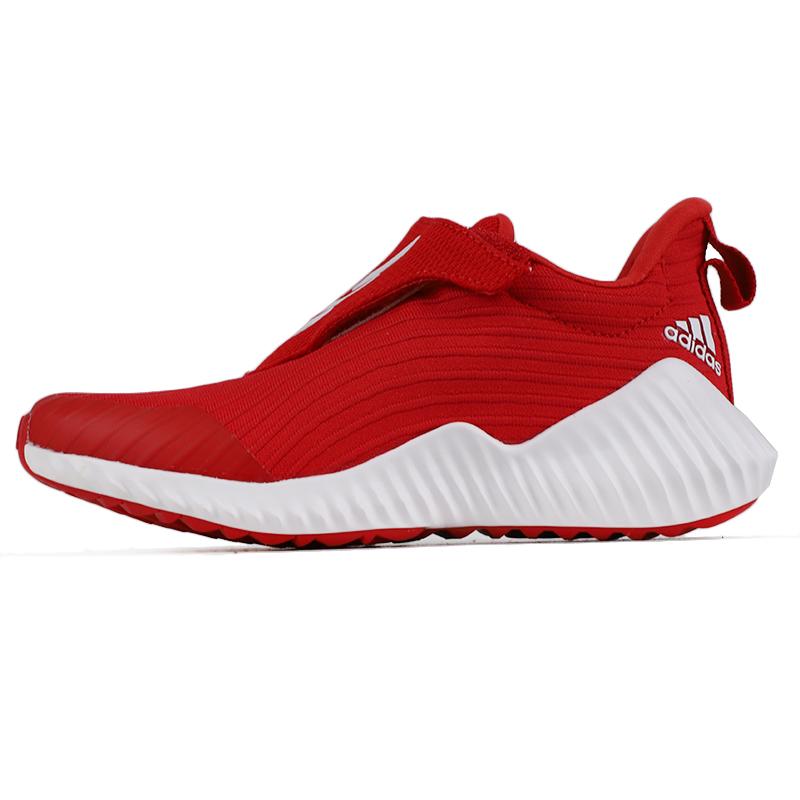 阿迪达斯儿童鞋男女童2019秋季新款运动鞋一脚穿透气跑步鞋EG5702