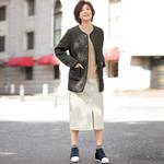 海外女棉衣