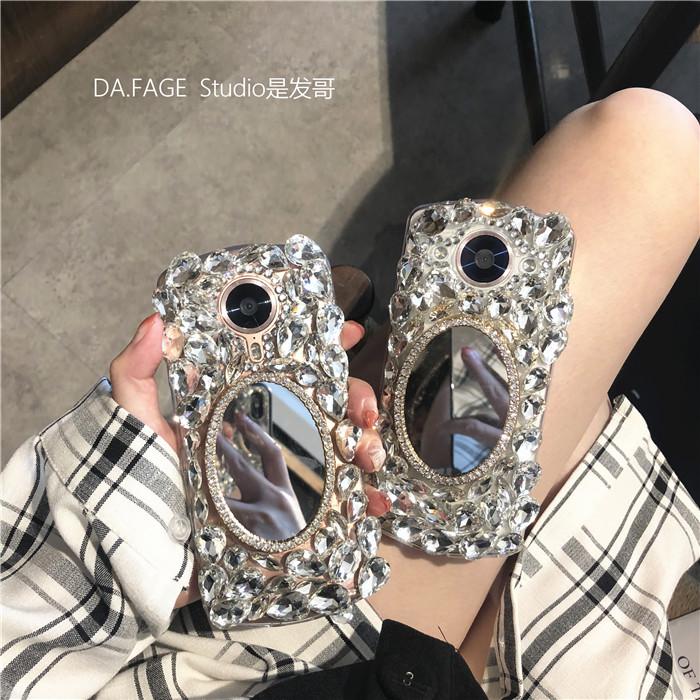 手机壳 iphone4钻