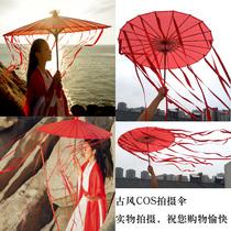 装饰跳舞表演装饰伞道具透明伞民族迷你舞伞伞道具舞蹈伞跳舞用