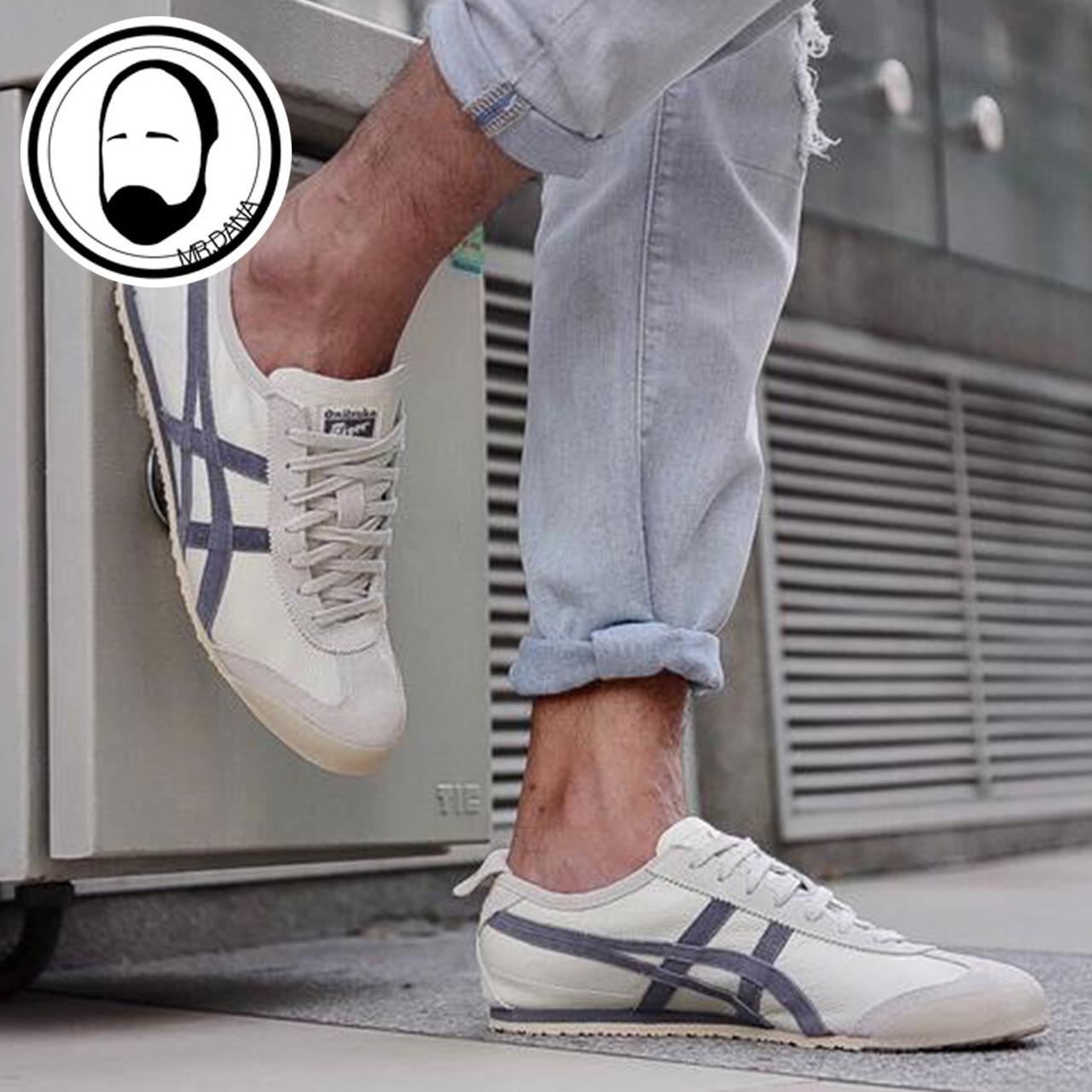 大拿 OnitsukaTiger/鬼冢虎MEXICO 66休闲板鞋男女鞋 D2J4L-0297