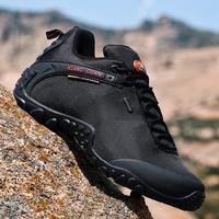 登山鞋男运动户外鞋女防水防滑男鞋透气耐磨越野爬山鞋旅行徒步鞋