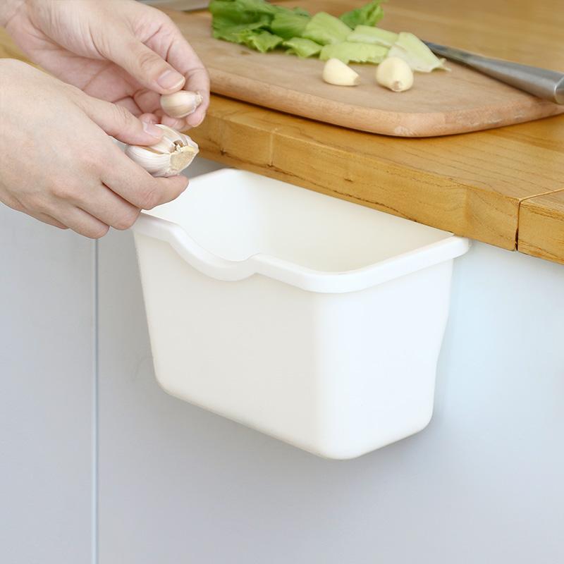 收纳储物盒橱柜门桌面杂物收纳盒凤全塑料