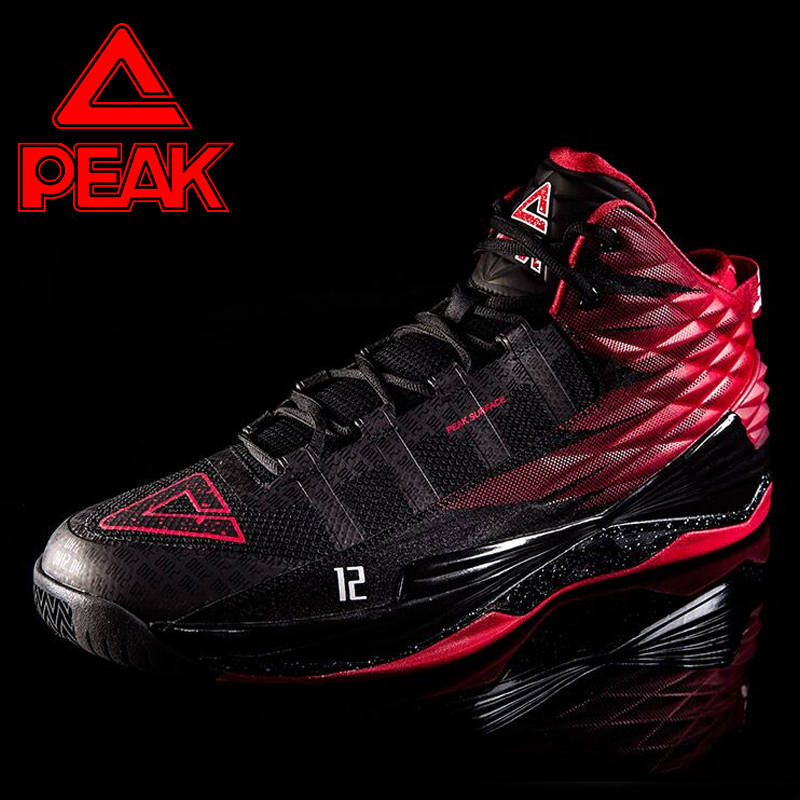 匹克篮球鞋夏季透气霍华德一代战靴明星款三代二代运动鞋 E62003A