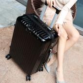 箱28寸托运箱 行李箱男万向轮拉杆箱女旅行箱20寸登机箱皮箱24密码图片