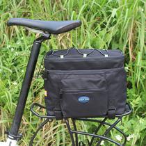 代驾电动折叠自行车后架包后驮包山地车后座包单车骑行货架包尾包