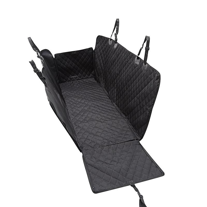 狗狗车载垫 汽车后座垫大型犬坐车垫 后排防脏垫子 安全座椅宠物