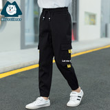 New 2019 quick-drying tracksuit pants for children with western style pants for children with midge-proof summer pants for children