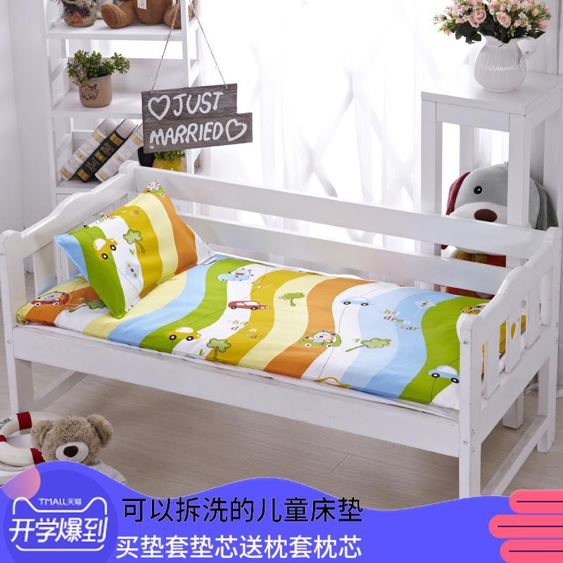 幼儿园小床褥垫子