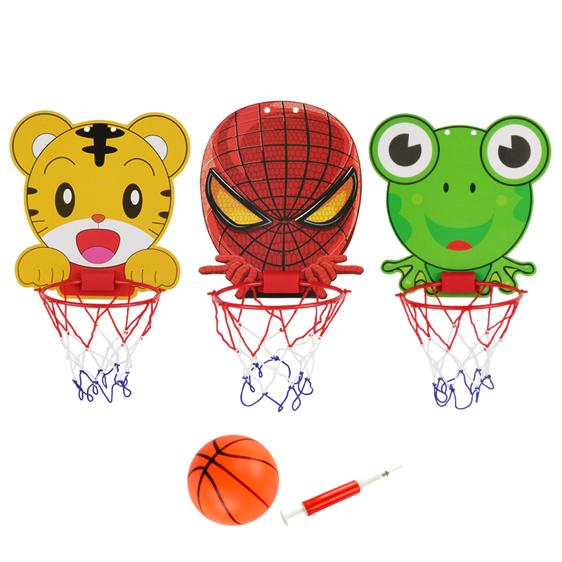 儿童室内外可升降悬挂式篮球板宝宝户外运动2.3.4.5岁幼儿投篮架