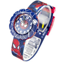 Swatch Swatch Children's Watch FlikFlak Feifei Children's Watch Disney Spider-Man ZFLSP001