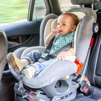 原装进口aikaya爱卡呀汽车儿童安全座椅汽车用婴儿宝座椅非isofix