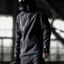 ENSHADOWER隐蔽者潮牌春秋薄款青年死飞运动冲锋衣男士外套登山服