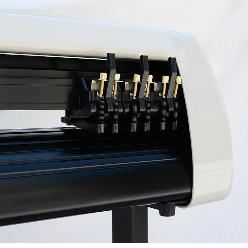 2018年全新升级款 尚刻牌H800型电脑刻字机刻绘机刻花硅藻泥巡边模切红光定位卡纸标签不干胶轮廓切割即时贴