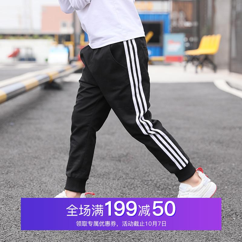 男童九分裤韩版