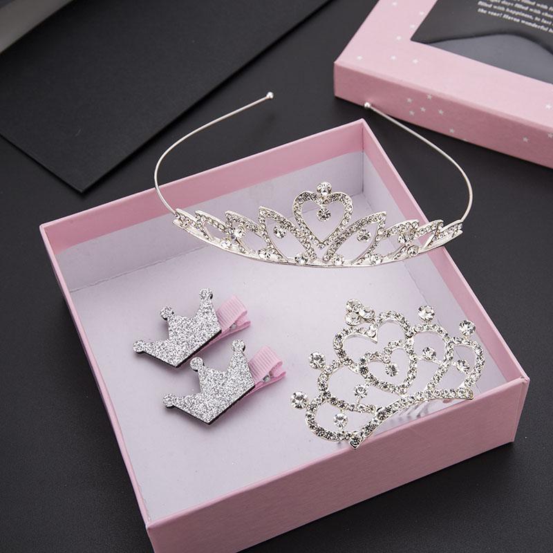 公主发饰套装礼盒