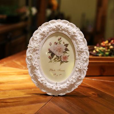 6寸相框7寸摆台树脂相架10寸像框创意欧式简约影楼婚纱摆件工艺品